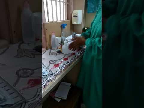 HDPE Hand Sanitizer Bottles
