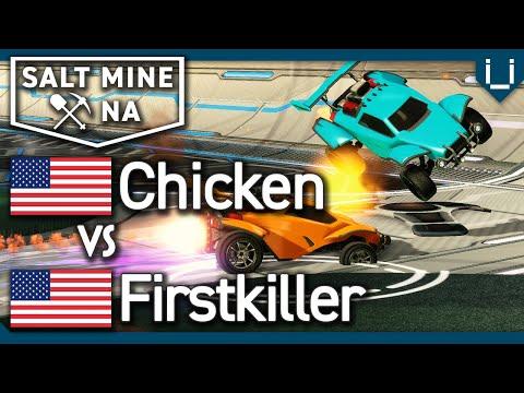 Salt Mine NA Ep.2 | Chicken vs Firstkiller | 1v1 Rocket League Tournament
