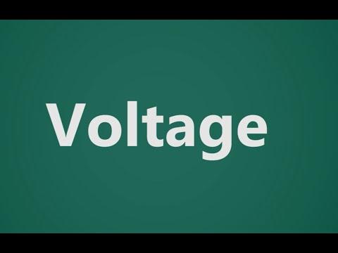 DSV Voltage