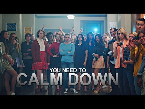 Riverdale Girls || You Need to Calm Down