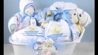 DIY Baby Shower Gift Basket Decor Ideas