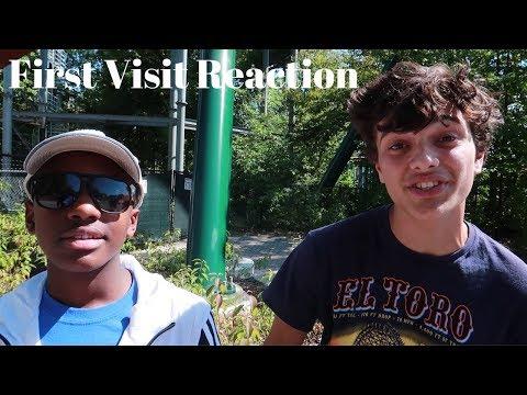 First Visit To Canada's Wonderland