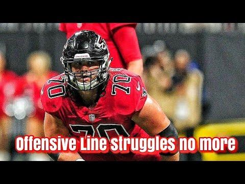 Atlanta Falcons Offseason Roster Breakdowns | Offensive Lineman Part 5