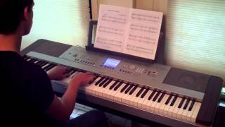 Qui-Gon's Funeral/Padme's Destiny on Piano