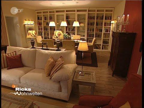 Ricks Wohnwelten Wohnzimmer im Landhausstil