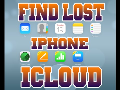 how to find my iphone if lost or stolen