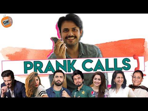 PRANK CALLS With Usman Mukhtar | Osman Khalid Butt | Naimal Khawar | Anaa