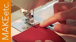 How To Start And Finish Sewing With Wendy Ward