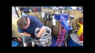 BMW Service - Tire Mounting & Balancing