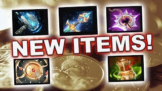 Dota 2 NEW Items!