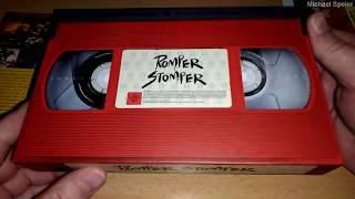 Unboxing ROMPER STOMPER (Limited Collectors Edition im VHS Design) von Capelight