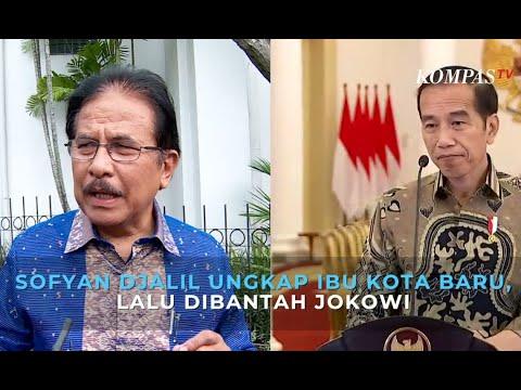 Sofyan Djalil Ungkap Kalimantan Timur Ibu Kota Baru, Lalu Dibantah Jokowi