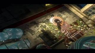 Bioshock 2 Little Sister Gameplay (Good)