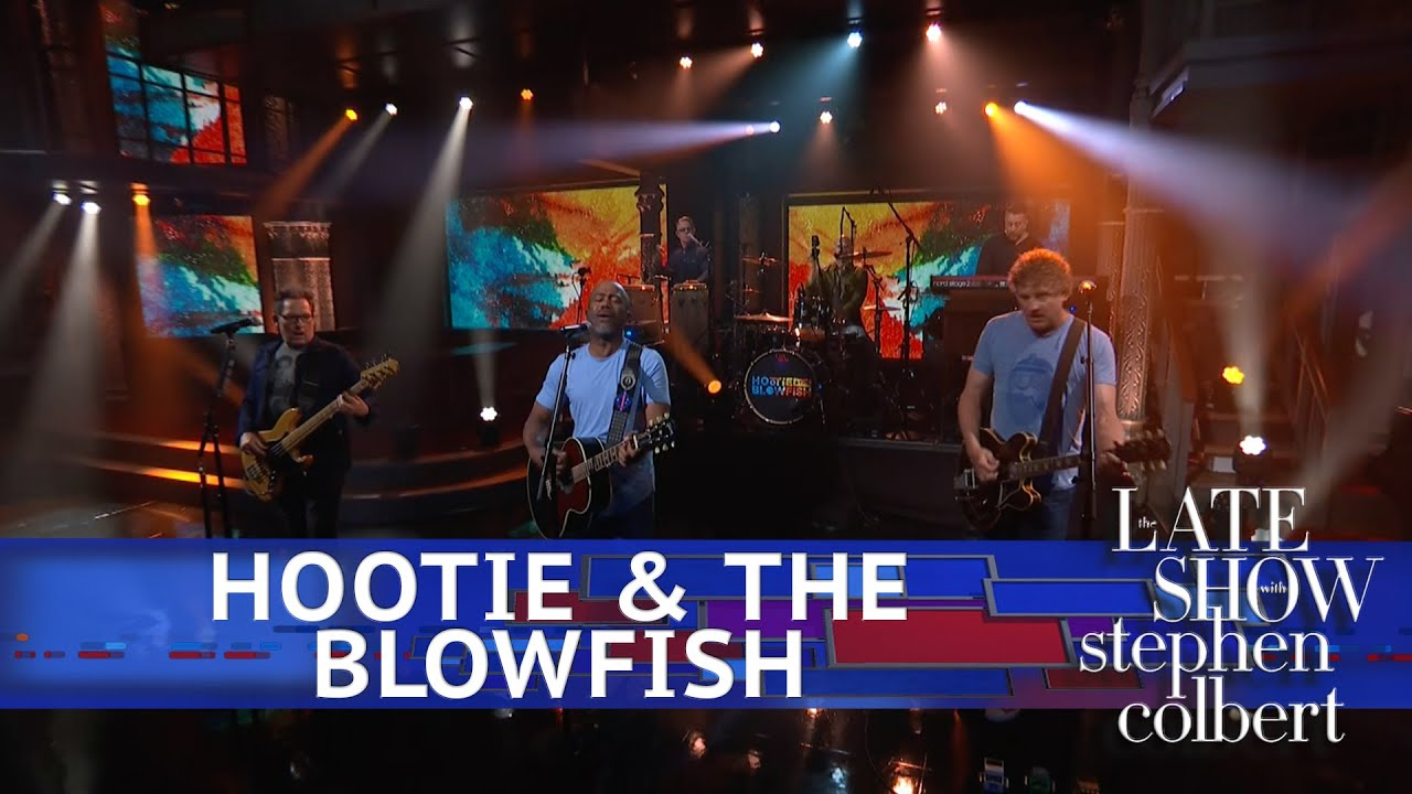 Hootie & The Blowfish Perform 'Hold My Hand' thumbnail