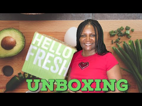 Download 🌱 HELLO FRESH MEAL KIT UNBOXING & FIRST IMPRESSION Mp4 HD Video and MP3