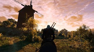 Witcher 3 Ultra modded graphic Tooka lighting for Super Turbo Lighting mod  Apex Reshade
