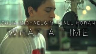 Julia Michaels Ft. Niall Horan   What A Time (GUS Cover)
