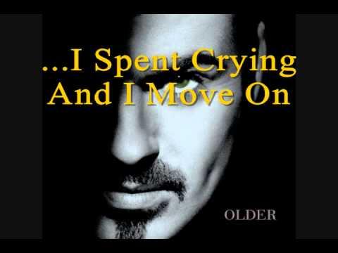 George Michael Move On Lyrics