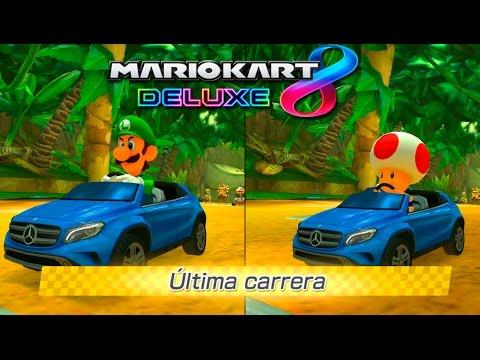 MARIO KART DELUXE 8: LUIGI VS TOAD | Vegetta VS Willyrex
