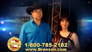 RFD TV Branson Mo Commercial - Clay Cooper (Gilley's Place)  Video
