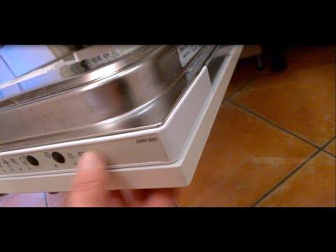 Whirlpool DWHB00   Geschirrspülmaschine Frontblende aus- und einbauen Front
