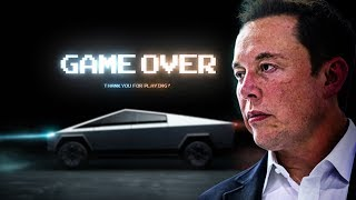 TESLA - IT'S GAME OVER [ELON MUSK]