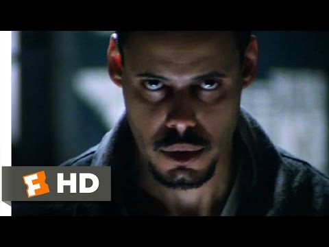 Cube (6/12) Movie CLIP - Razor Wire (1997) HD