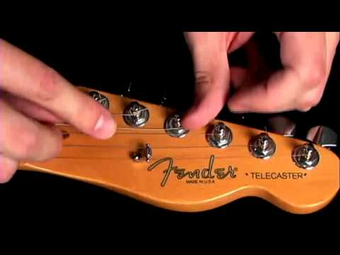 How to Change Guitar Strings (Properly) - Guitar Lessons for Beginners