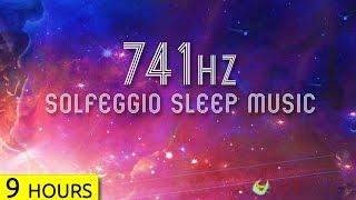 741Hz   Detox Your Body In Sleep   Solfeggio Sleep Meditation Music To Remove Toxins