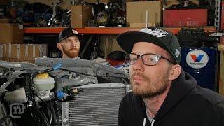 Tuerck & Forsberg Return For Brand New Drift Garage FRS and Titan XD Builds