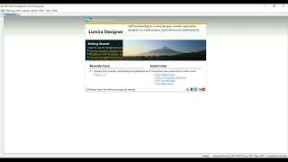 SAP BO Lumira discovery 2.0 with Lumira designer for beginners