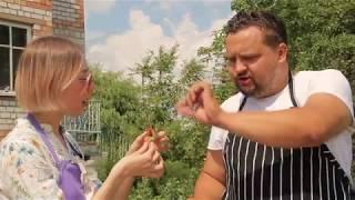 ОВОЩИ-гриль на даче -- рецепт СУПЕР маринада для овощей