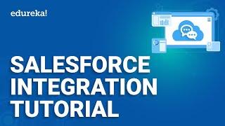 Salesforce Integration Tutorial | Integrate Salesforce with Apps | Salesforce Training