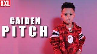 Caiden's 2020 XXL Freshman Pitch