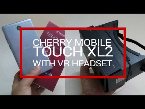 Unboxing CM Touch XL 2 with VR Glass