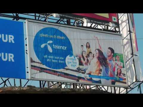 Telenor - A Memorable Branding!, Telenor by Milestone Brandcom