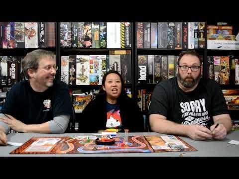 Review of Jumanji by Cardinal Games