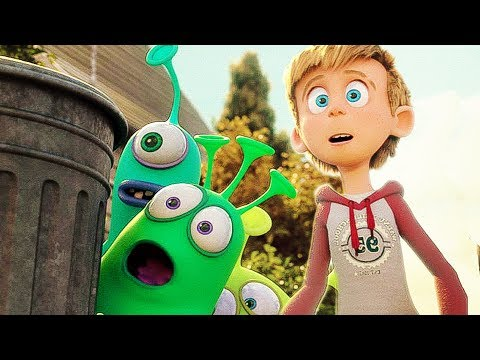 LEO ET LES EXTRATERRESTRES Bande Annonce VF (2018) Animation