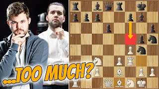 How Much Respect Is... || Carlsen Vs Nepo || Chess24 Legends Of Chess (2020)