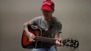 Love Yourself (Justin Bieber Acoustic Cover)   Liam Horne