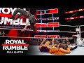 FULL MATCH 2018 Women s Royal Rumble