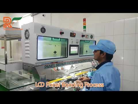 LCD Panel Repairing Machine