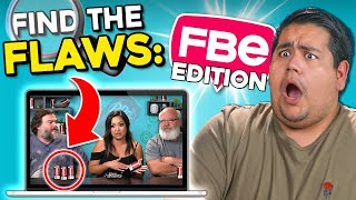 6 FBE Mistakes You Won't Believe WE Missed | Find The Flaws