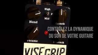 Seymour Duncan Vise Grip Compressor - Video
