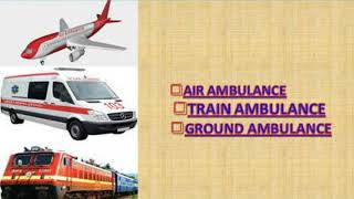 Established evacuation care support by Vedanta Air Ambulance Delhi