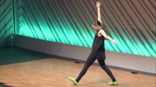 Sydney Burtis | Tap  | 2017 National YoungArts Week