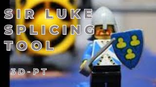 3D Filament Splicing Tool feat. Sir Luke the Luckless