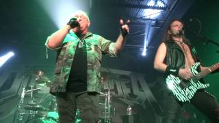Udo Dirkschneider - Head Over Heels Live in Houston, Texas