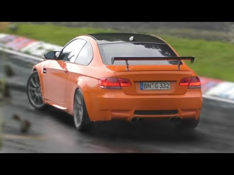 Best Of Illegal Drifting Nürburgring 2017 Compilation!
