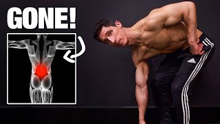 """Fix """"Back Pain"""" by Doing This (EASY!)"""